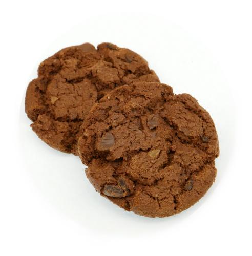 ベイクハウス ステムジンジャー&チョコチャンククランチークッキー 中身