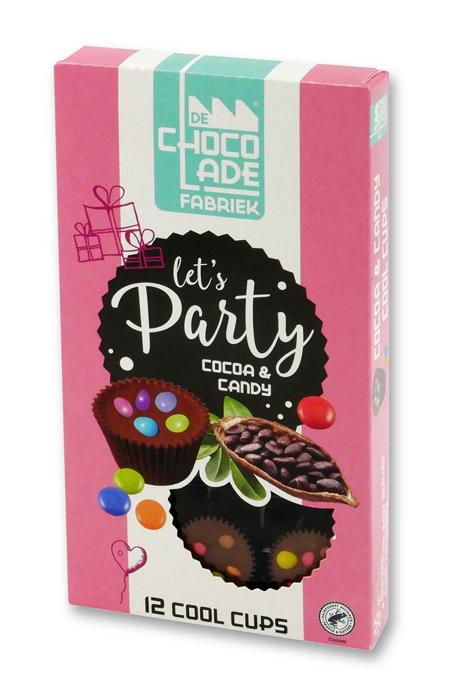 ショコラデファブリーク レッツパーティ