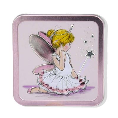 チャーチル プリンセス ミニチョコチップショートブレッド表面