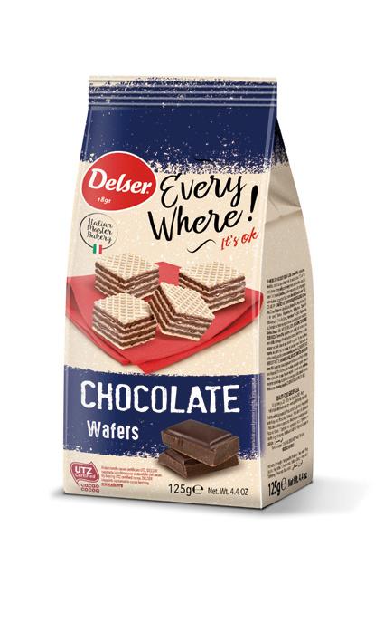 デルセール チョコレートウエハース