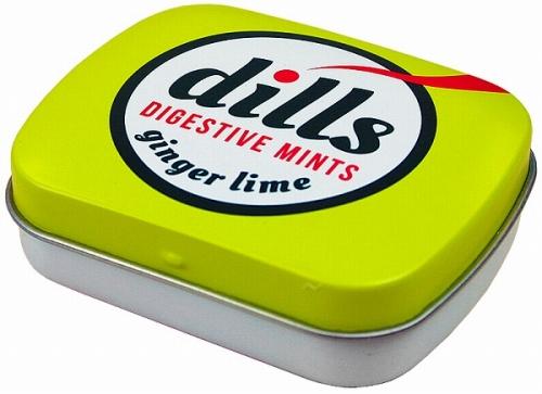 ディルズ ジンジャーライム缶入り01