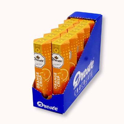 ドロステ チョコレート オレンジクリスプ
