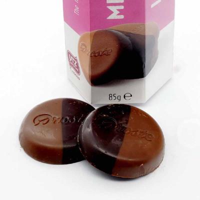 ドロステ チョコレート ミルク&ダーク中身