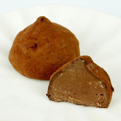 ルメトル シャンパーニュ トリュフ チョコレート 中身