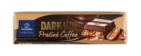 レオニダス45%ダークプラリネコーヒー