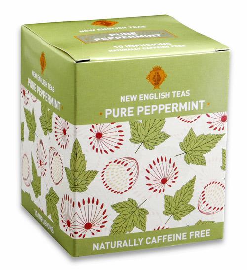 ニューイングリッシュティー ペパーミント ティーバッグ 紅茶