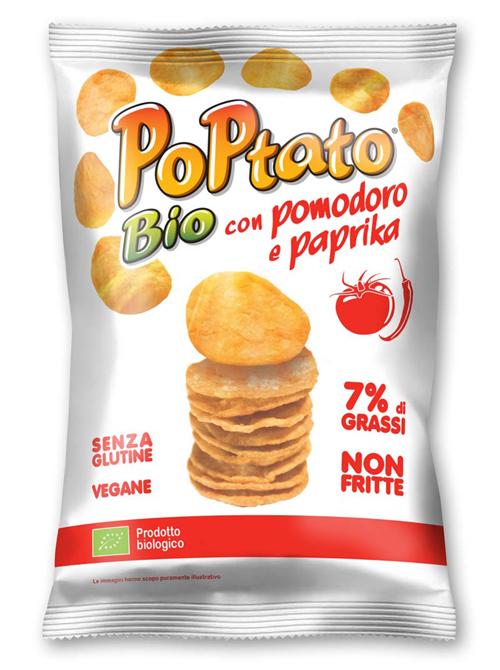 ポップタート ビオトマト&パプリカ